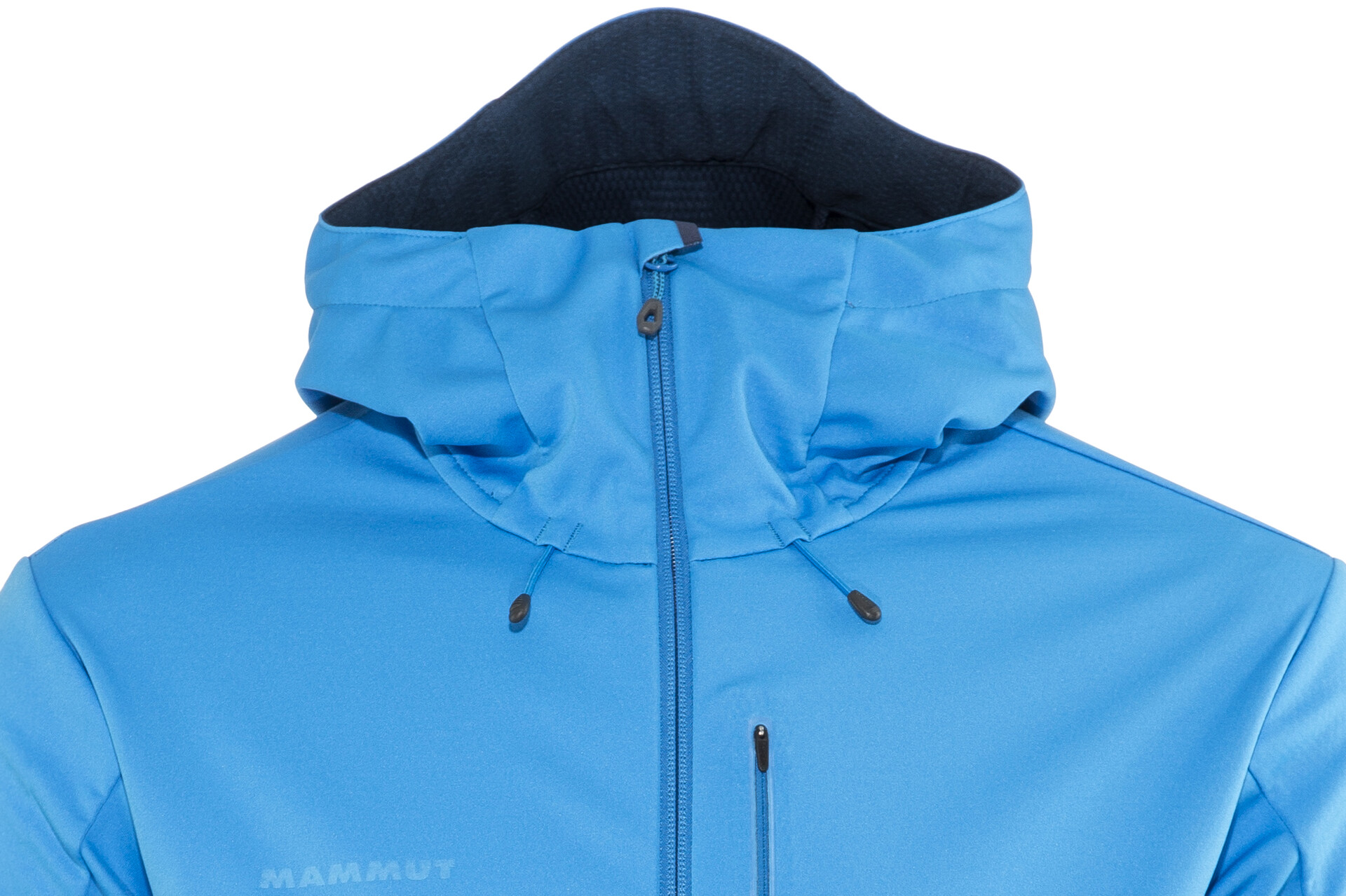 Arcteryx Klettergurt Jay : Mammut ultimate v so hooded jacket men imperial jay melange campz